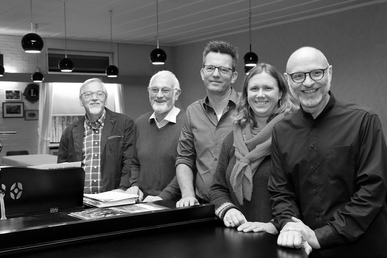 Vorstand des Grundhofer Gesangvereins